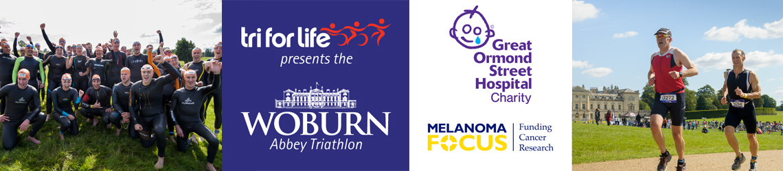 Woburn Abbey Triathlon 2016